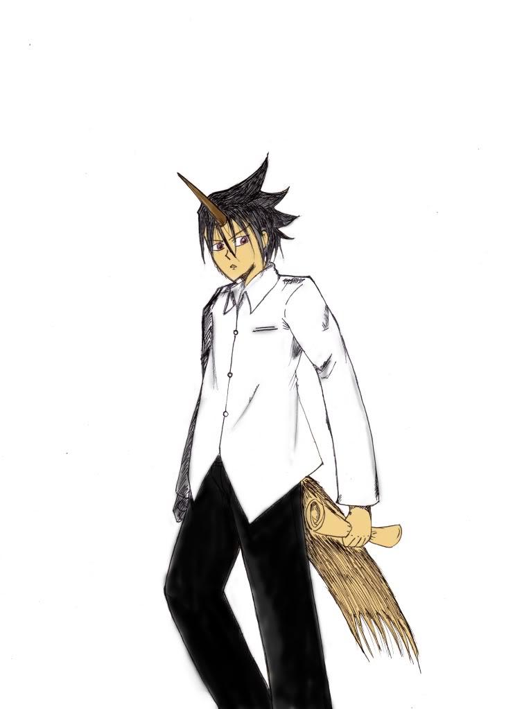 [Character CF2.5]Arche Ucon อาร์เช่ ยูค่อน ผู้เกลียดชังในตัวมนุษย์ UCArche