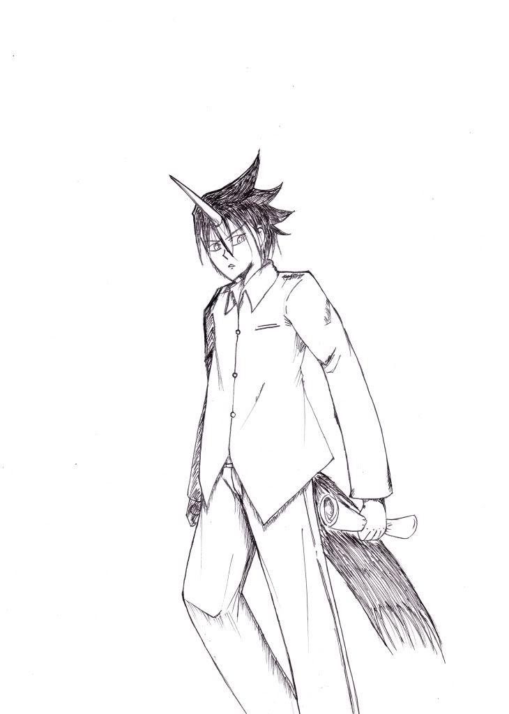 [Character CF2.5]Arche Ucon อาร์เช่ ยูค่อน ผู้เกลียดชังในตัวมนุษย์ Unicon_Arche_pt