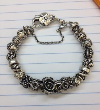 Trollbeads and Truebeadz All Silver Bracelet 687499e5-2368-45e5-8568-76e6e5988a33_zpsh9z1c3pi