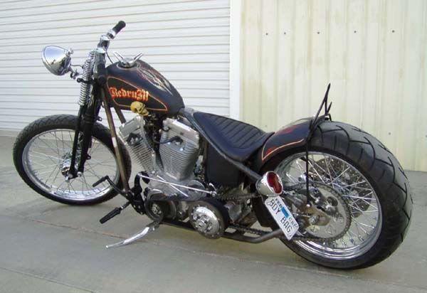 Nice Bikes EVOchopper