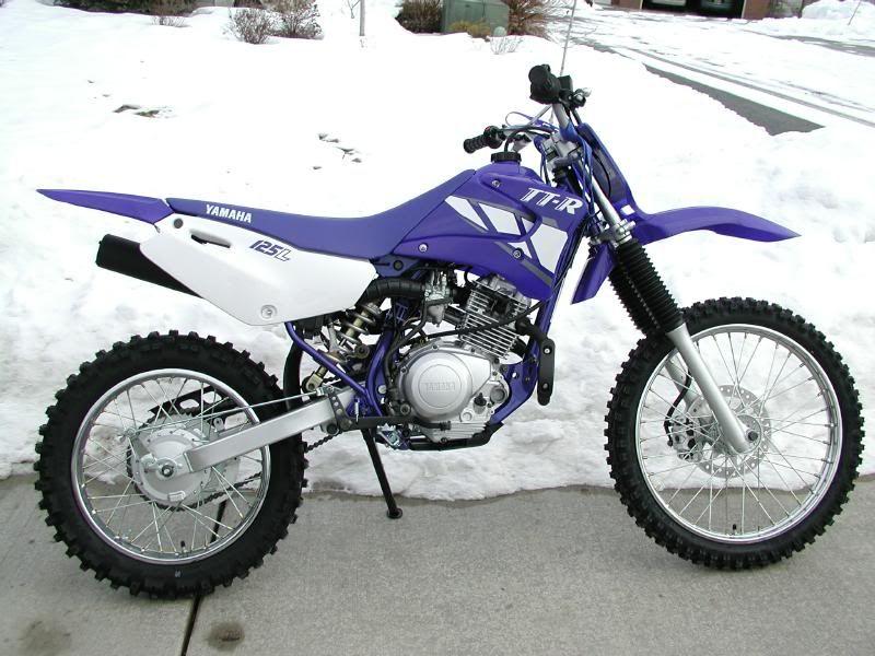 Nice Bikes TT-R125L1