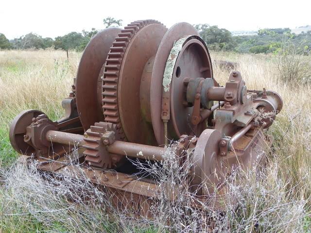 braving the old mines... IMGP2566