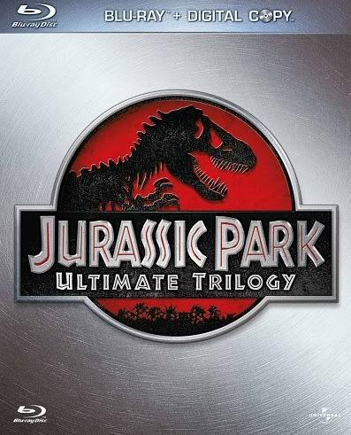 Jurassic Park Ultimate Trilogy 1993-2001 BluRay 1080p DTS 2Audio x264-CHD JurassicParkUltimateTrilogy1993-2001logo