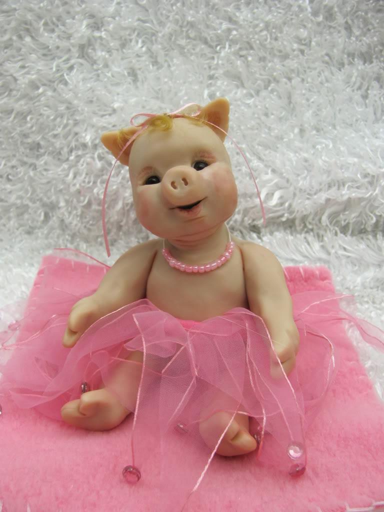 """""""Priscilla"""", a unique little lady pig! Moved to eBay 11/11 Priscilla2"""