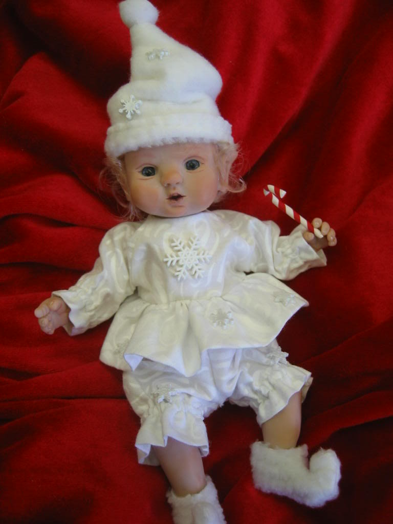 Welcome to TLC Artdolls' OOAK page! Snow1