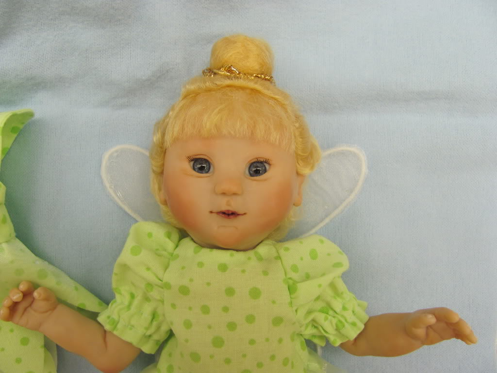 Welcome to TLC Artdolls' OOAK page! Tinkerbell4