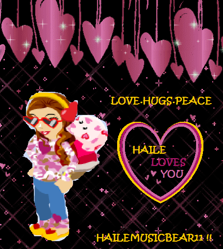 haile's new icon BEARVILLEHAILE