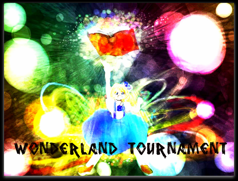 Inscripciones al torneo del Wonderland (Cerrado) WonderlandTournament