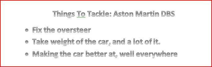 Aston Martin DBS Review 3Ts