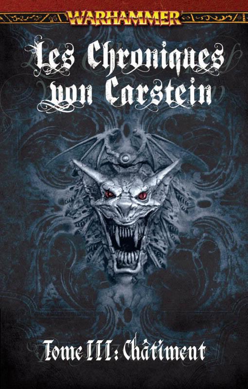 Trilogie Von Carstein par Steven Savile Voncarstein3