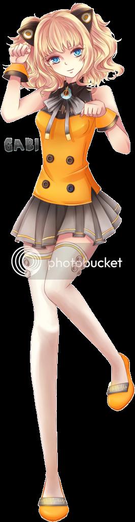 Renders Manga par Kitty/Jen/Gabi OrangeGabi