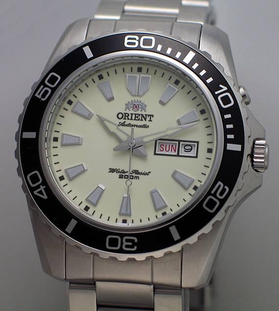 Orient Mko 2 Blanco Orientem75005r