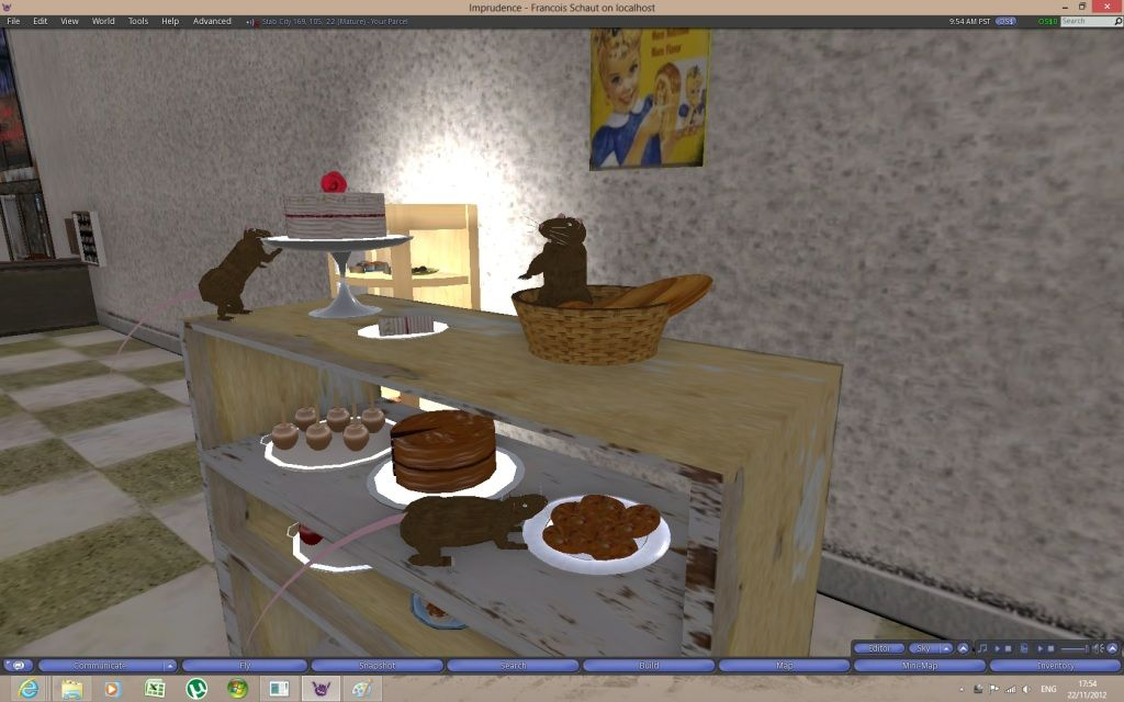 Attention SecondLife and OpenLife players! Virtualratsatit