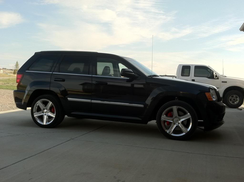 Show Us Your Most Recent Purchase! 09SRT8