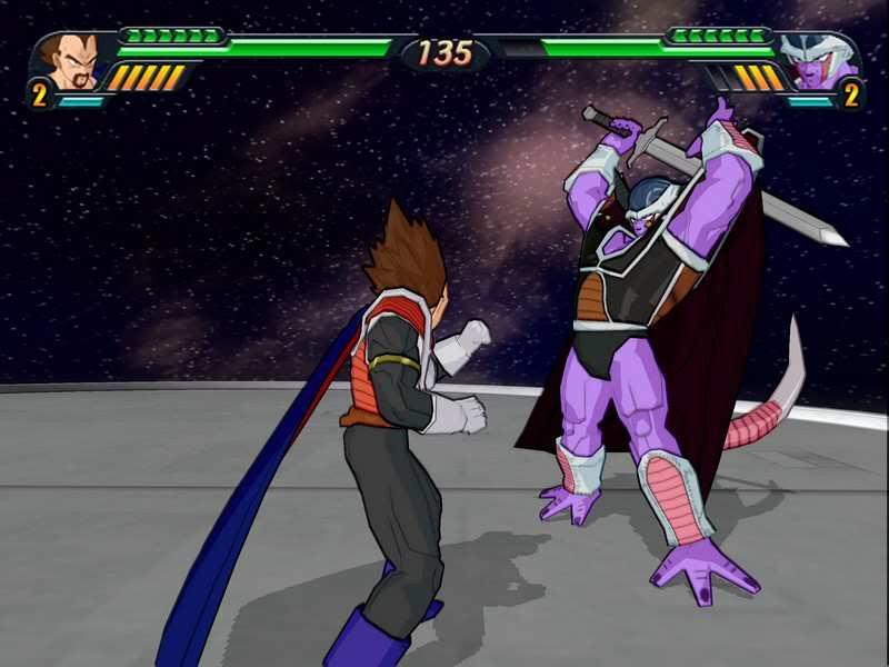 Dragon Ball Z Budokai Tenkaichi 3 Dragon-ball-z-budokai-tenkaichi-3-screenshot