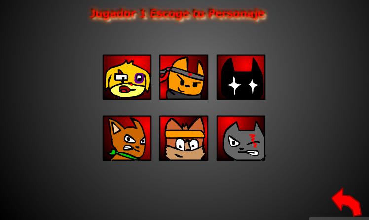 Mi pequeño juego - Cat Combat Scren2_zps29890074