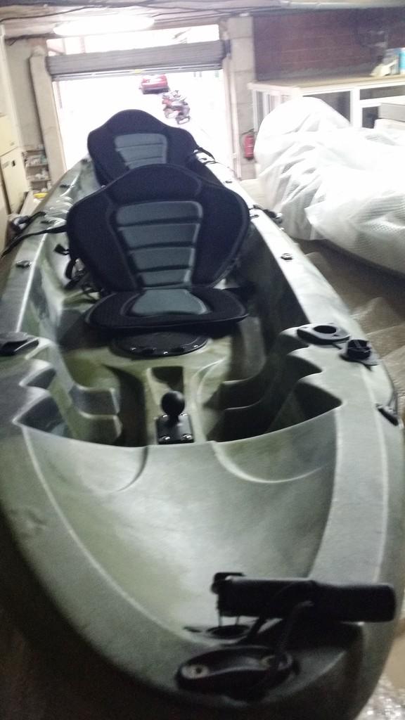 Vendo Kayak 2+1 y Kayak Bic Bilbao, ambos preparados para pesca. (Cambio por kayak a pedales) 20161005_192427_zps3ddsq7p6