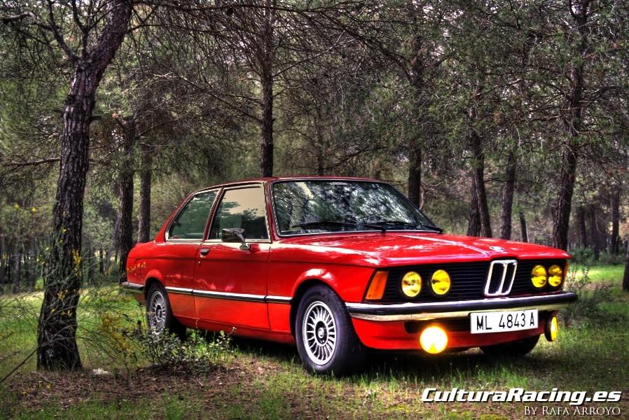 BMW 320i E21 CR003HDR