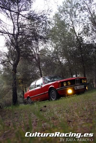 BMW 320i E21 CR005-2