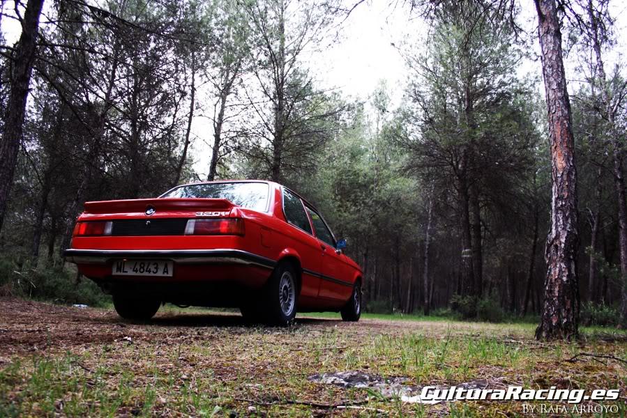 BMW 320i E21 CR007-2