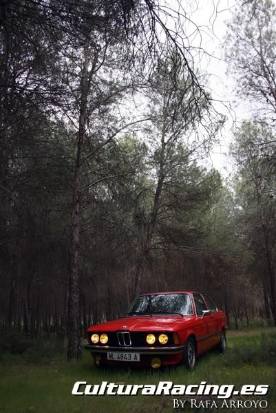 BMW 320i E21 CR010-1