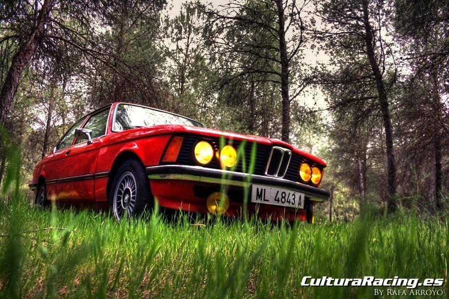 BMW 320i E21 CR013HDR