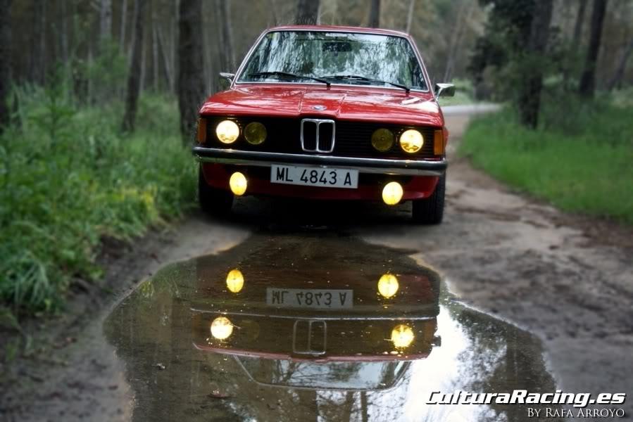 BMW 320i E21 CR024-1