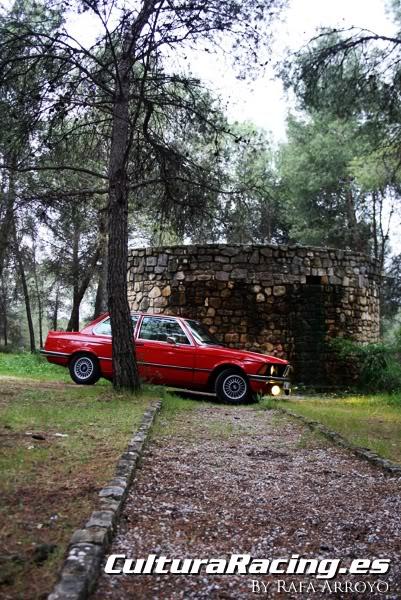 BMW 320i E21 CR030-2