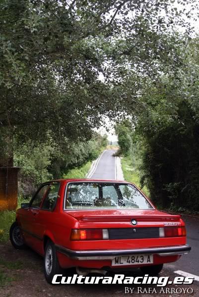 BMW 320i E21 CR048-1