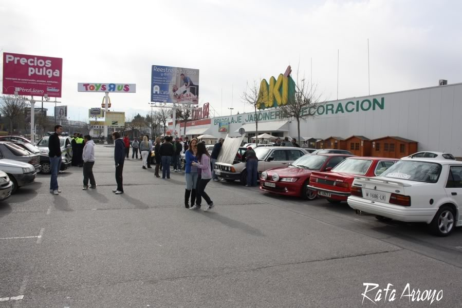 Fotos de la VI Ruta de Clasicoche CR051-1