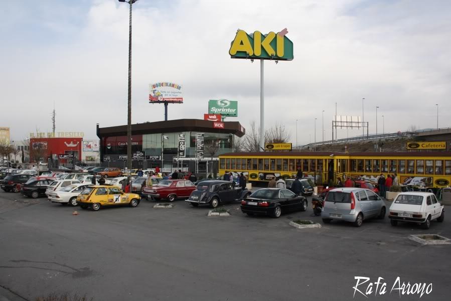 Fotos de la VI Ruta de Clasicoche CR085