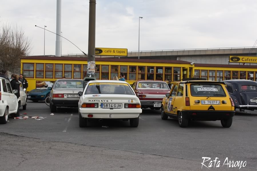 Fotos de la VI Ruta de Clasicoche CR087