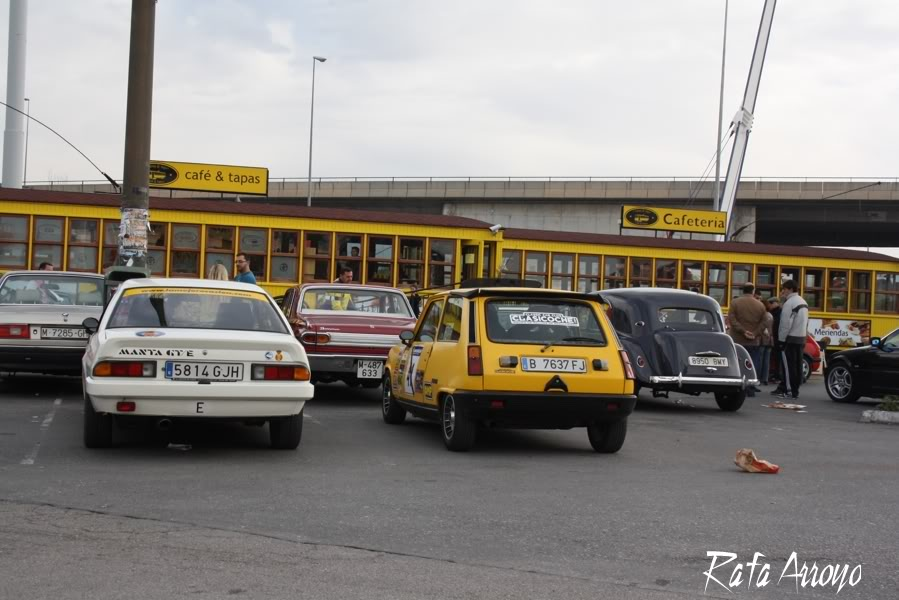 Fotos de la VI Ruta de Clasicoche CR088