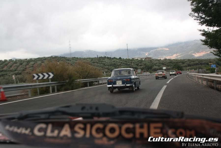 Fotos VII RUTA CLASICOCHE Sábado 7-5-11 - TREPANDO OLLAS CR102
