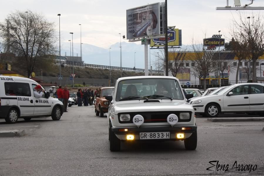 Fotos de la VI Ruta de Clasicoche CR104