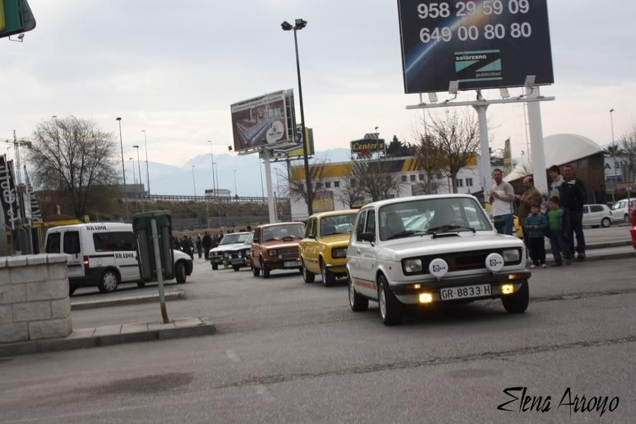 Fotos de la VI Ruta de Clasicoche CR105