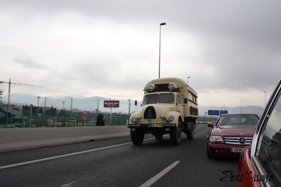 Fotos de la VI Ruta de Clasicoche CR124