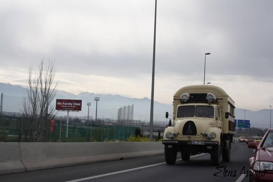 Fotos de la VI Ruta de Clasicoche CR125