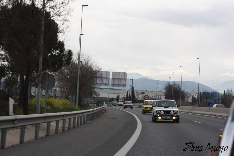 Fotos de la VI Ruta de Clasicoche CR146