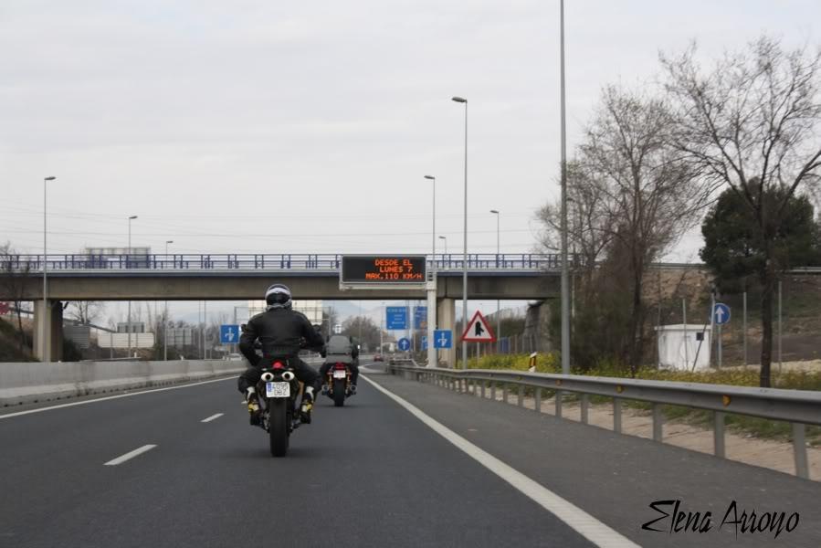 Fotos de la VI Ruta de Clasicoche CR152