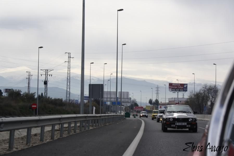 Fotos de la VI Ruta de Clasicoche CR154