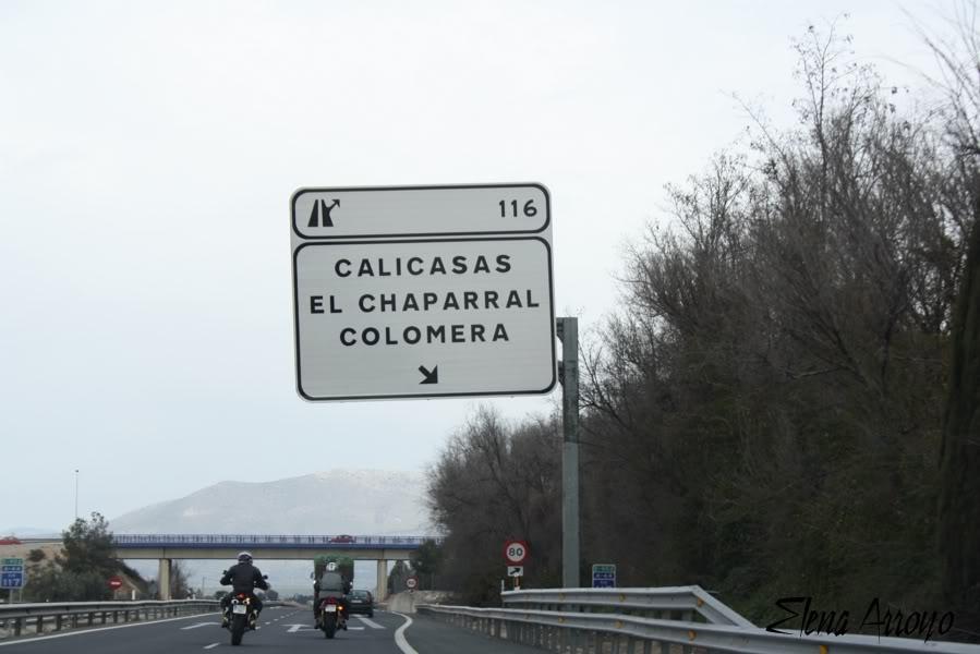Fotos de la VI Ruta de Clasicoche CR163
