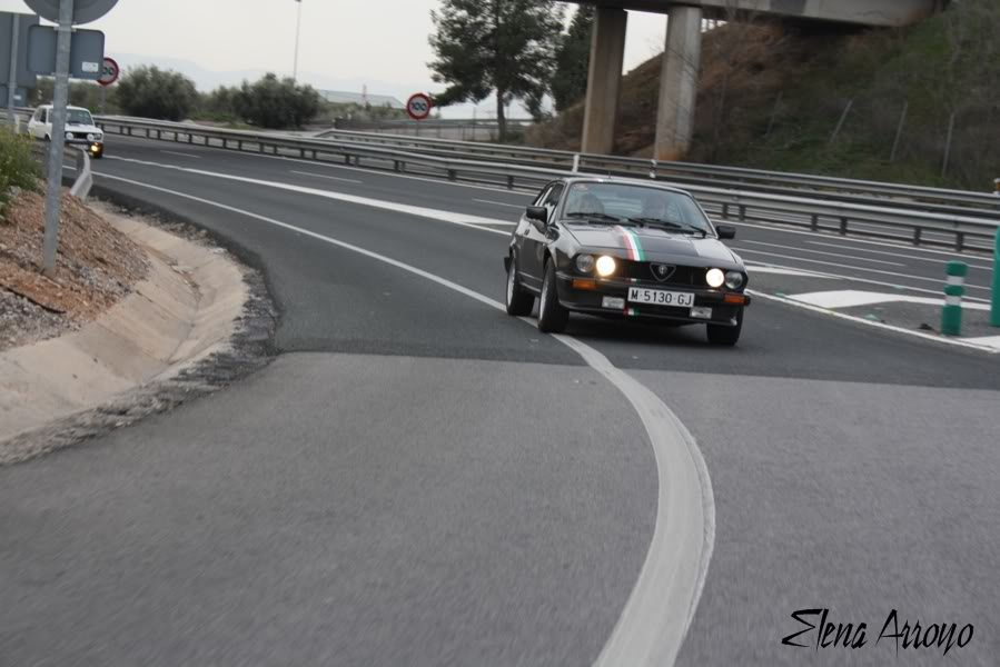 Fotos de la VI Ruta de Clasicoche CR168