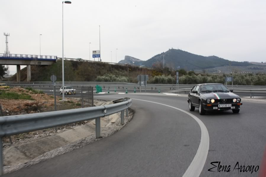Fotos de la VI Ruta de Clasicoche CR169