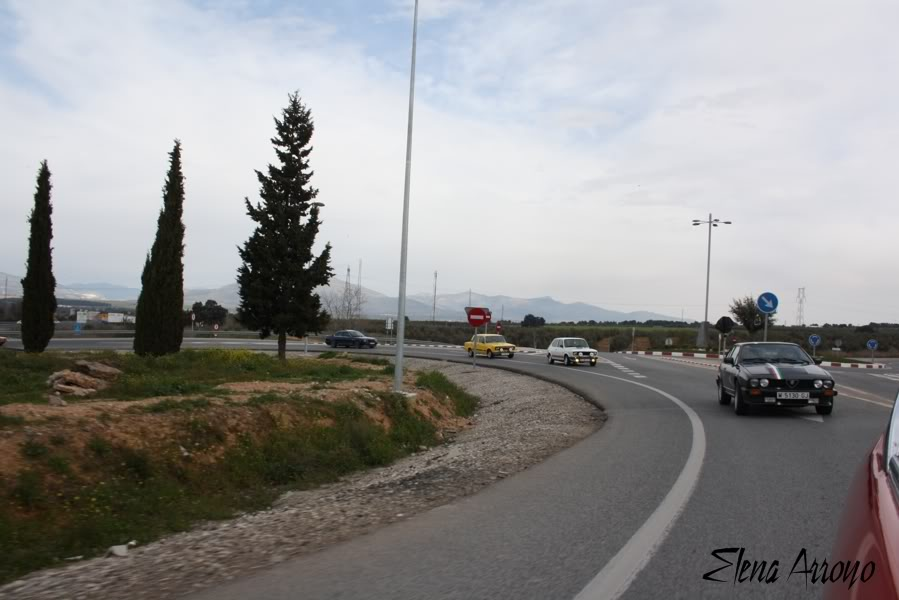 Fotos de la VI Ruta de Clasicoche CR172