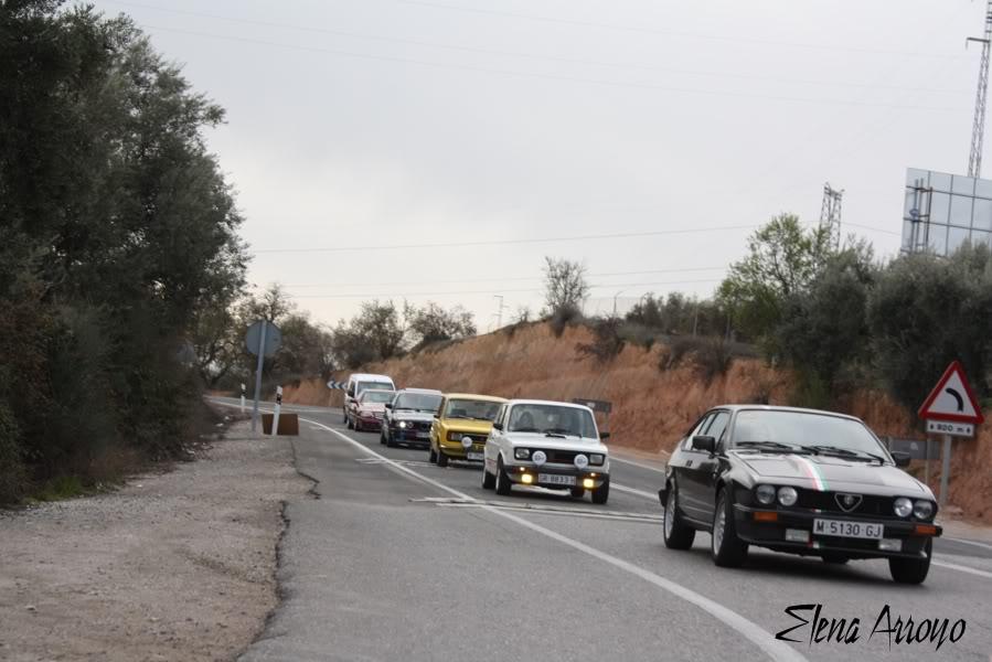 Fotos de la VI Ruta de Clasicoche CR188