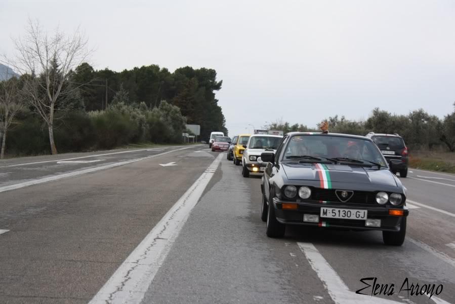 Fotos de la VI Ruta de Clasicoche CR215