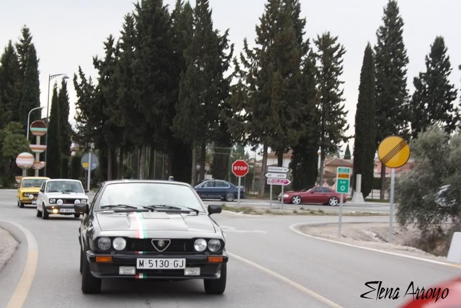 Fotos de la VI Ruta de Clasicoche CR217