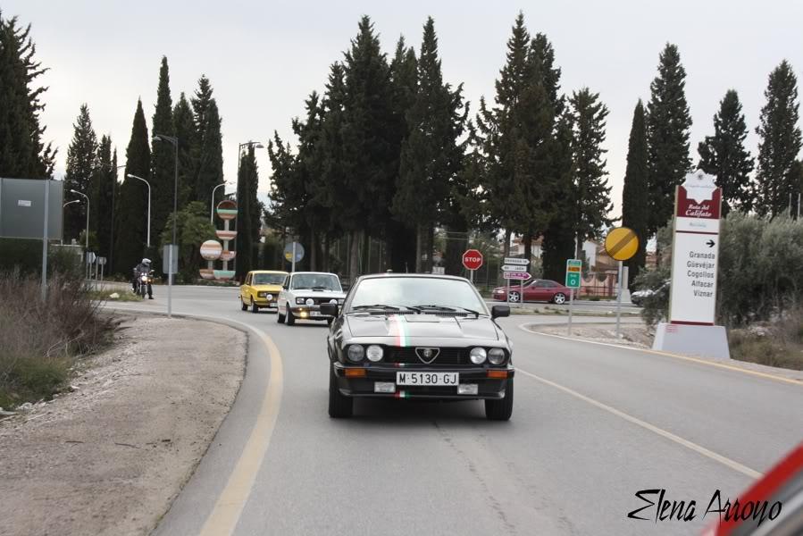Fotos de la VI Ruta de Clasicoche CR218