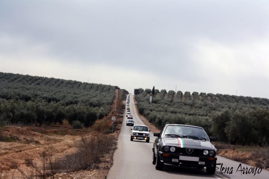 Fotos de la VI Ruta de Clasicoche CR249